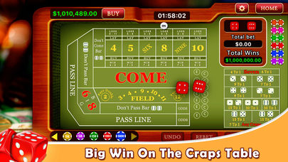 Hack tool for Craps - Casino Style!