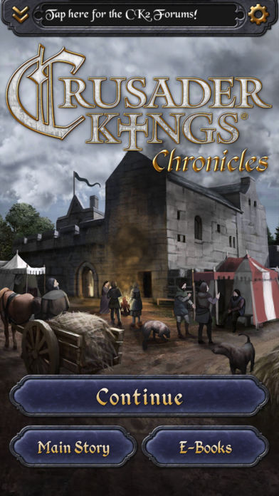 Hack tool for Crusader Kings: Chronicles