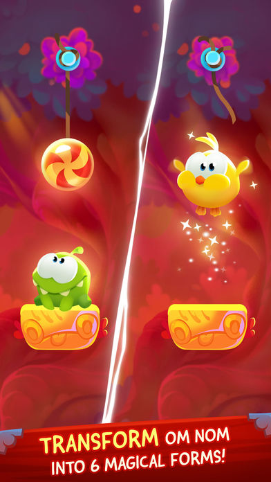 Hack tool for Cut the Rope: Magic
