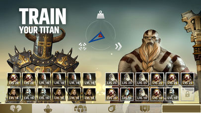 Hack tool for Dawn of Titans