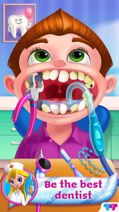 Hack tool for Dentist Mania: Doctor X Crazy Clinic