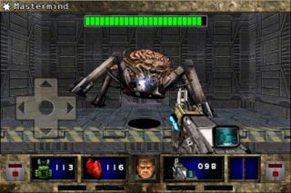 Hack tool for DOOM II RPG