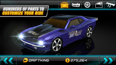 Hack tool for Drift Mania: Street Outlaws
