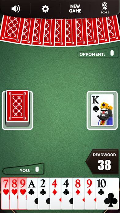 Hack tool for Gin Rummy Cards Game