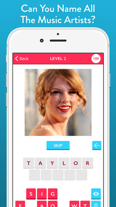 Hack tool for Guess The Music Artist - Free Quiz Game About Singers And Bands