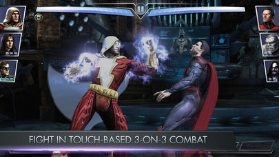 Hack tool for Injustice: Gods Among Us