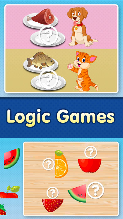 Hack tool for Kids Logic Games: Toddlers baby boys learning Free