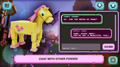 Hack tool for Little Pony Town Craft: Design & Build