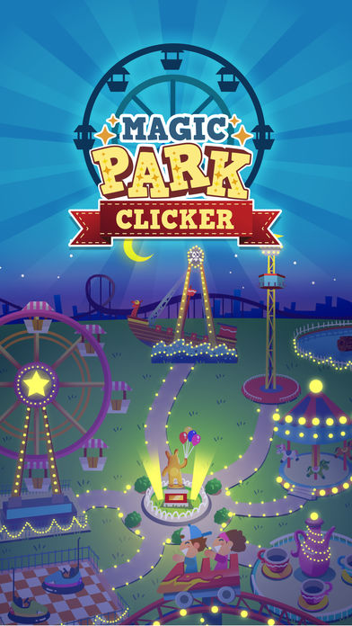 Hack tool for Magic Park Clicker - Build Your Own Theme Park!