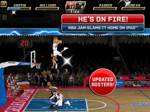Hack tool for NBA JAM by EA SPORTS™ for iPad