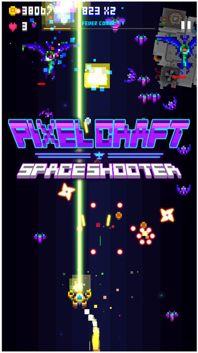 Hack tool for Pixel Craft - Space Shooter