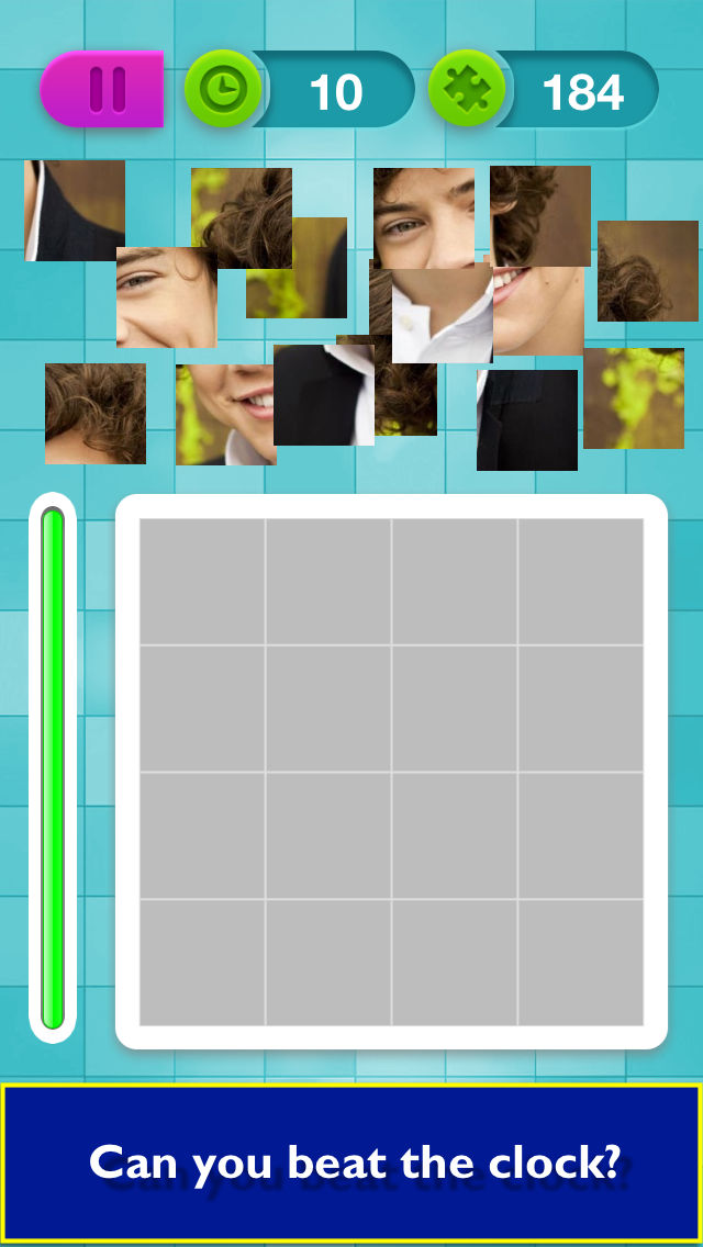 Hack tool for Puzzle Dash: One Direction fan song game to quiz your 1d picture tour gallery trivia