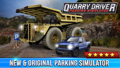 Hack tool for Quarry Driver Parking Game - Real Mining Monster Truck Car Driving Test Park Sim Racing Games