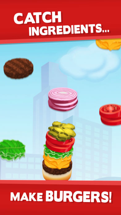 Hack tool for Sky Burger - Build & Match Food Free