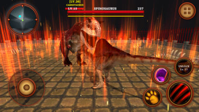 Hack tool for Spinosaurus Simulator | Dinosaurs Fighting World