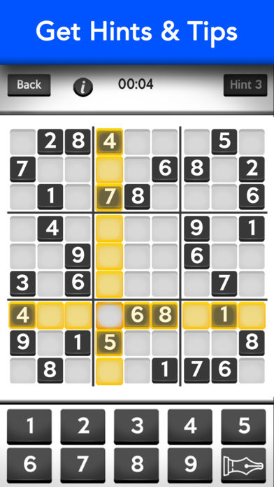 Hack tool for Sudoku · Easy to Hard Puzzles