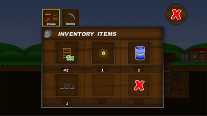 Hack tool for Treasure Miner - Explore a deep 2d gold mine in this mega digging and mining sandbox adventure as a gemstone digger