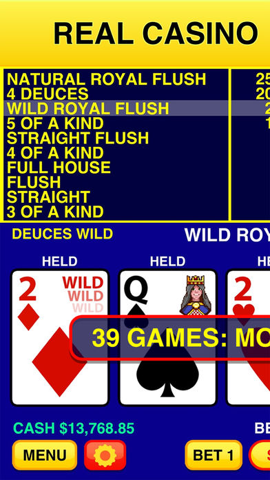 Hack tool for Video Poker Classic - 39 Games
