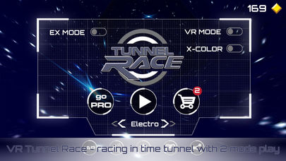 Hack tool for VR Tunnel Race