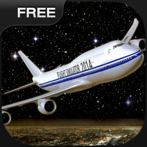 Flight Simuator New York FlyWings Night Fly 2015 Free cheat