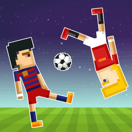 Funny Soccer - Fun 2 Player Physics Games Free cheats