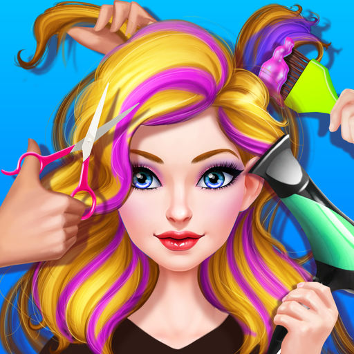Hair Stylist Fashion Salon - Hairstyle Makeover cheats