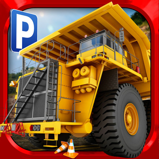 Quarry Driver Parking Game - Real Mining Monster Truck Car Driving Test Park Sim Racing Games cheats