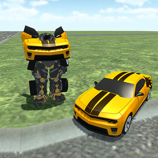 Robot Car Extreme Epic Multiplayer Simulator Game cheats