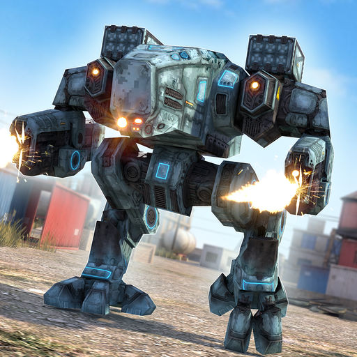 Steel Robots | 3D War Robot Fighting Game vs Tanks cheats