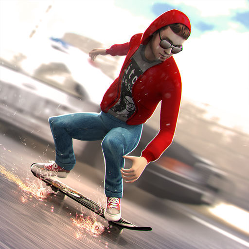 Total Skater | True Skateboard Extreme Sport Game for Free cheats