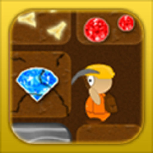 Treasure Miner - Explore a deep 2d gold mine in this mega digging and mining sandbox adventure as a gemstone digger cheats