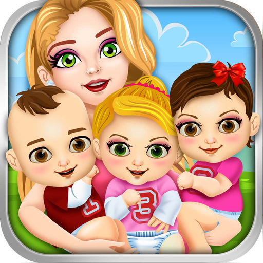 Triplet Baby Doctor Salon Spa cheats